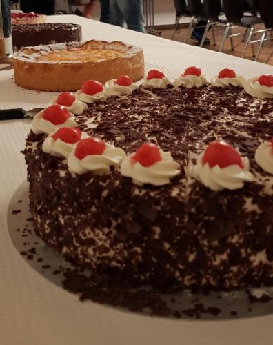 Unsere15 Jahre GOC als DAV-Sektion haben wir, wie es sich für einen Geburtstag gehört, lecker gefeiert!